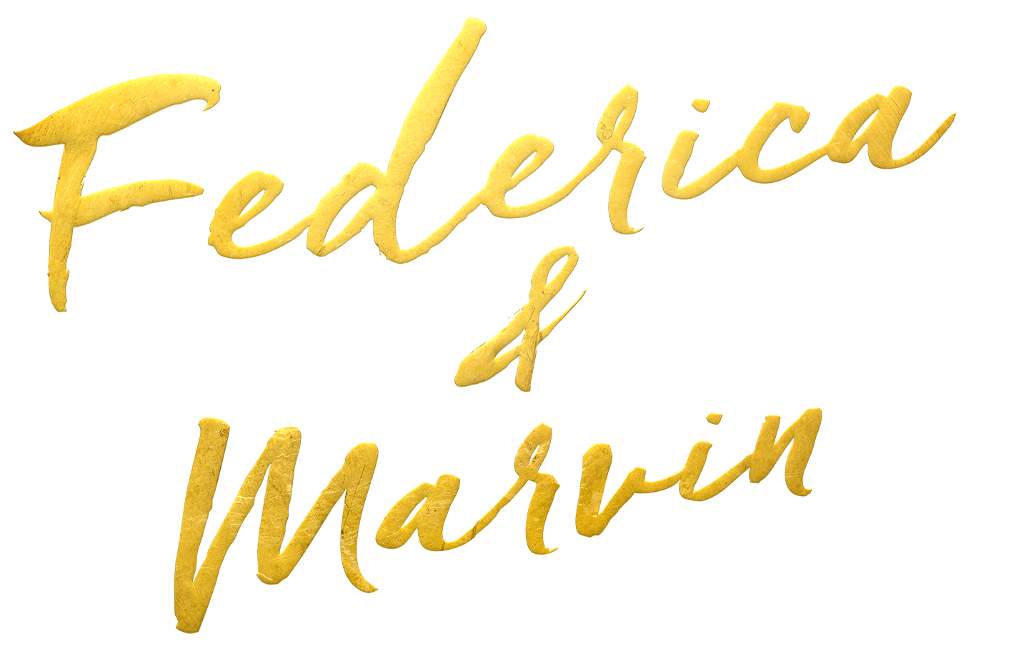 Federica & Marvin