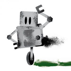 Error 404 robot